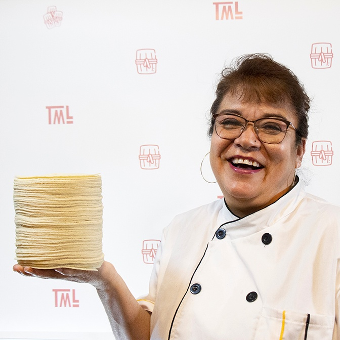 Chef Leti at Tamale My Life